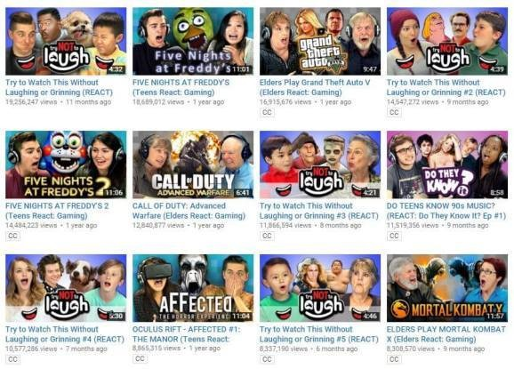 YouTube's Fine Bros. face legal challenge after enraging Internet with 'React' trademark