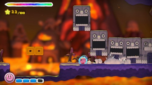 Kirby and the Rainbow Curse is a finely molded touchscreen adventure