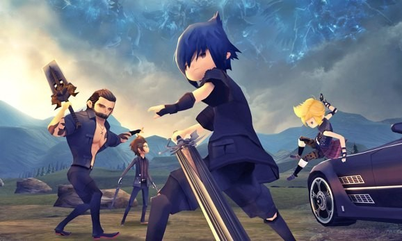 Final Fantasy XV: Pocket Edition is coming out on February 9