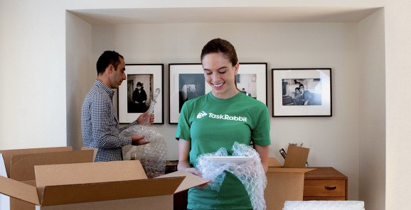Inside the sharing economy, workers find flexibility — and 19-hour days