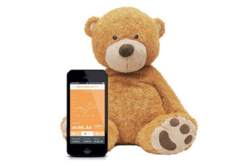 BabyWatch releases new baby-monitoring Teddy bear and moves to the U.S.