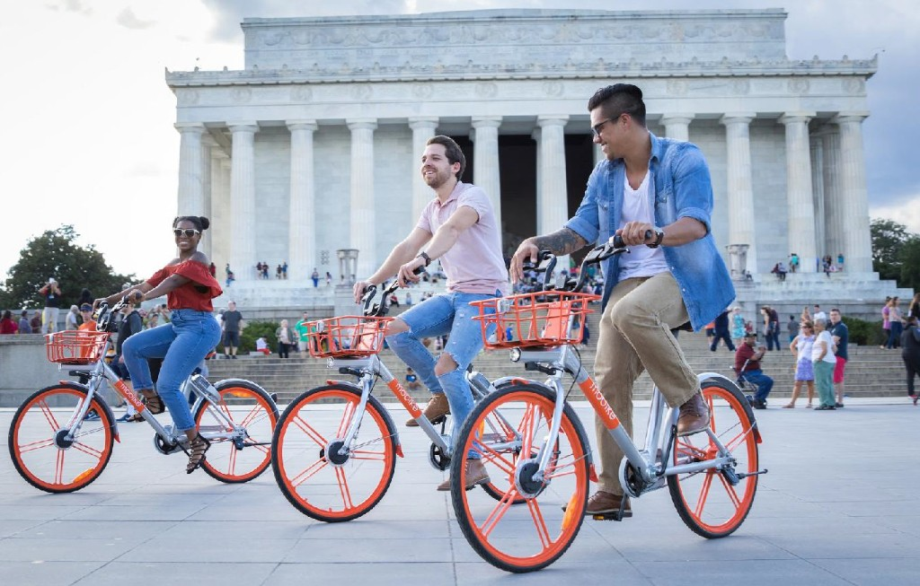 Chinese ecommerce giant Meituan-Dianping to acquire bike-sharing startup Mobike