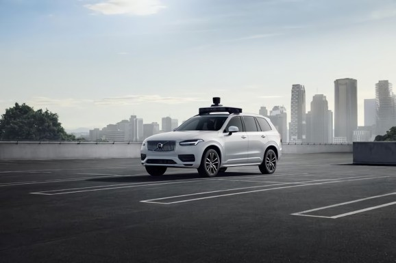 Uber begins mapping public roads in Dallas for its self-driving systems