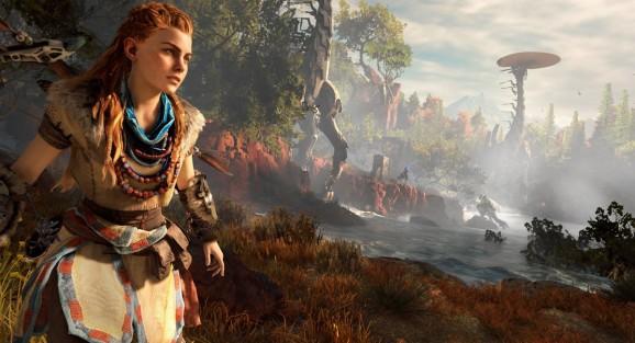 Drilling down into PS4 Pro's 4K graphics on Horizon Zero Dawn