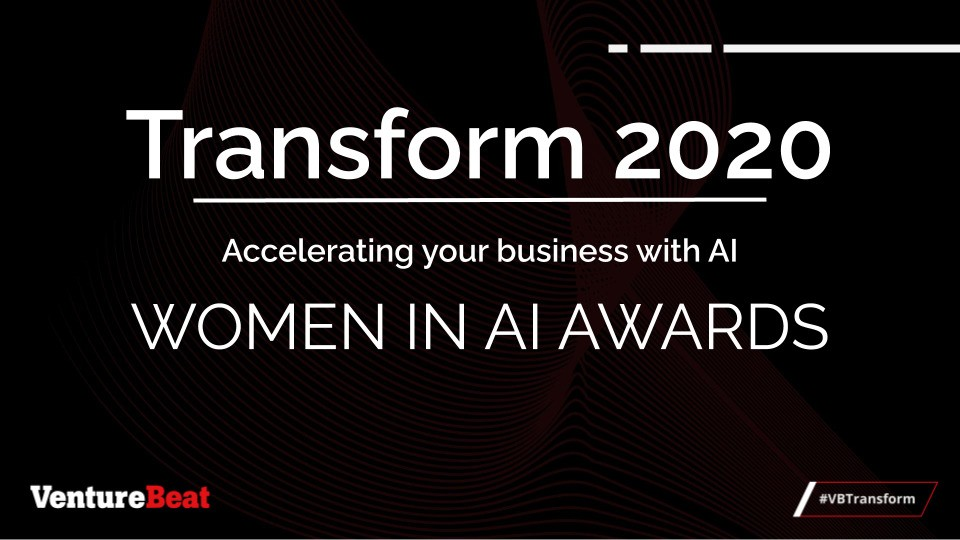 Transform 2020 - The AI Event Of The Year - cover