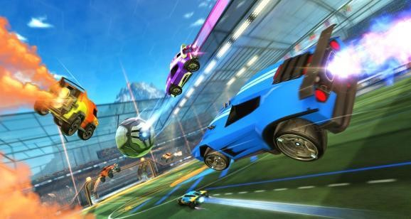 Rocket League esports rolls into a second season on TBS's Eleague