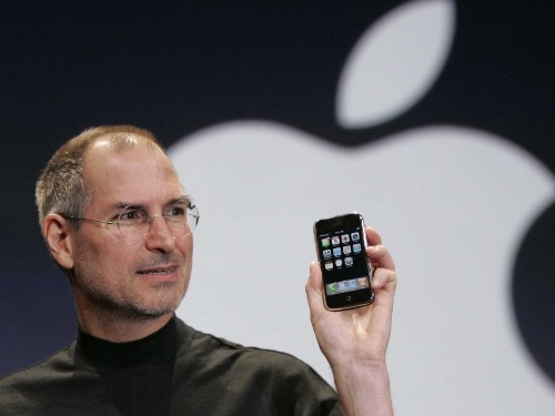 It's been 8 years since the iPhone was unveiled. Look how terrible the first one was