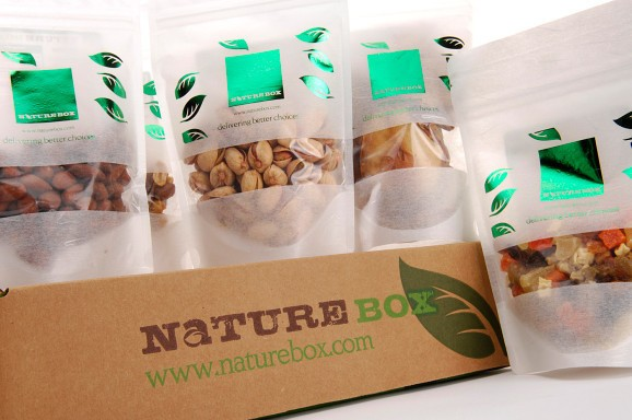 NatureBox chews on $8.5M to tackle obesity epidemic with healthier snacks