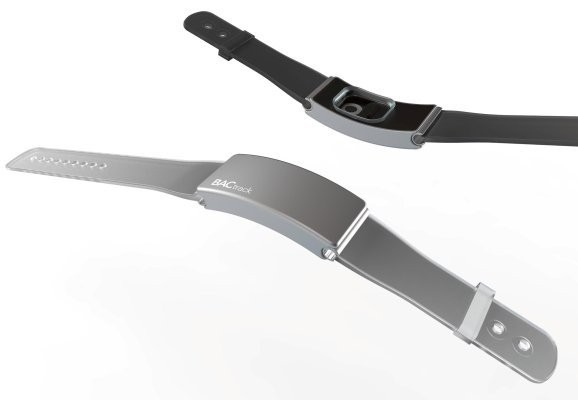 Wrist-strap device for alcohol monitoring wins $200,000 prize