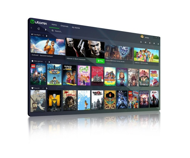 Utomik crosses more than 1,000 PC games for subscription download service