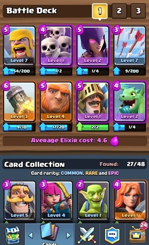 With patience, I defeated Supercell's monetization strategy in Clash Royale