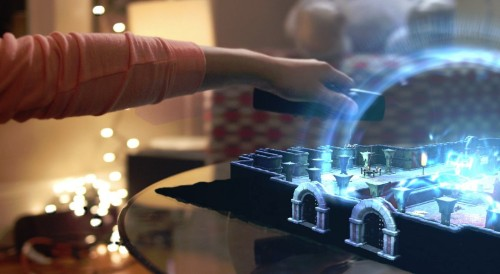 CastAR shows how it will turn your tabletop into an animated gaming world