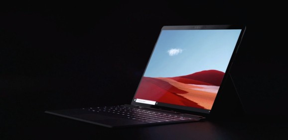 Microsoft announces the Surface Pro X