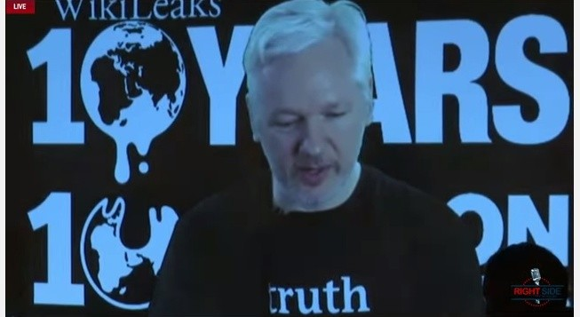 WikiLeaks just punk'd the internet by turning its rumored Clinton reveal into an anniversary event