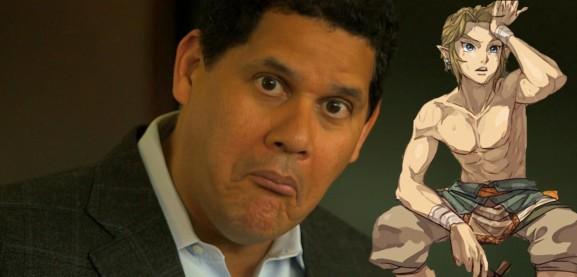Nintendo of America president Reggie Fils-Aime is retiring