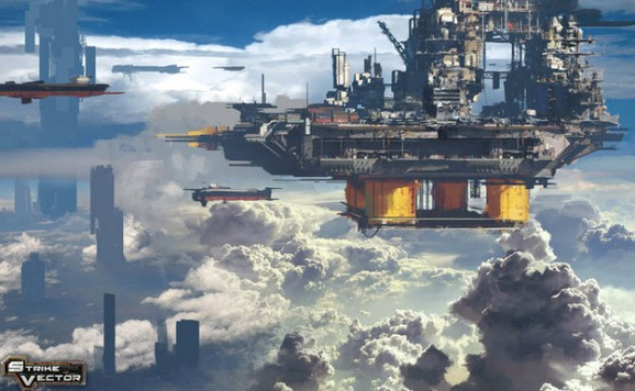 Strike Vector: An indie multiplayer combat game made by a handful of developers — and it looks hot