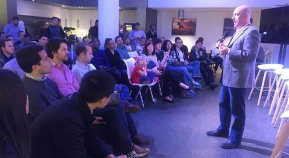 Executives and entrepreneurs debate the challenges of enterprise AI