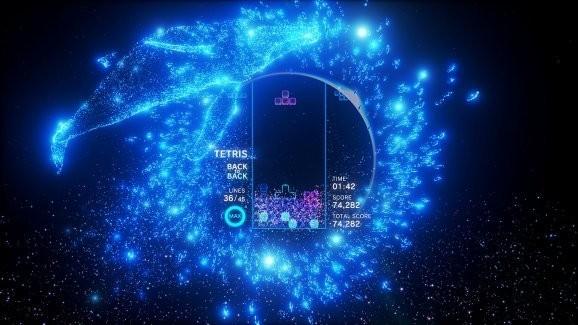 Tetris Effect review — Video games get their Kuleshov effect