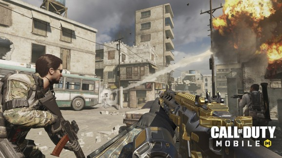 Sensor Tower — Call of Duty: Mobile breaks first-week record with 100 million downloads