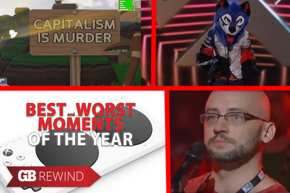 GamesBeat Decides: The best and worst moments of the year