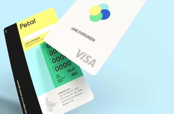 Petal raises $34 million and launches credit card for people without credit scores