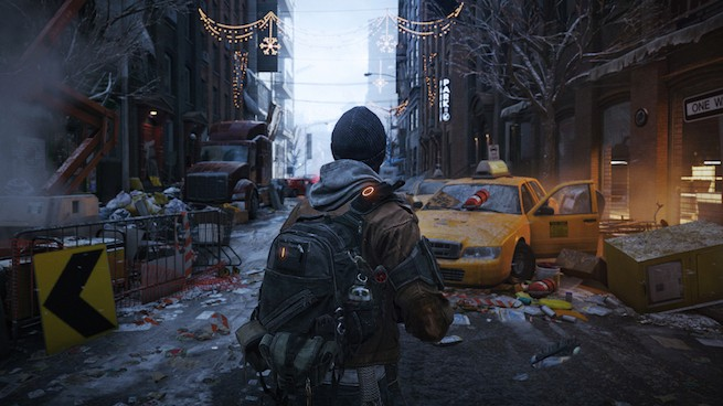 At last, a hands-on preview with Ubisoft's Tom Clancy's The Division