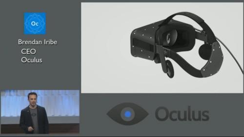 Oculus VR announces new prototype: Crescent Bay