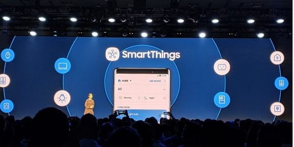 Samsung's SmartThings passes 45 million monthly active users