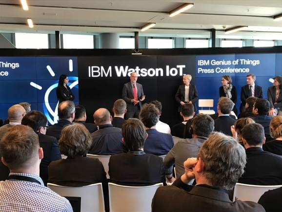 Visa and IBM Watson commit to putting payments inside cars and wearable devices