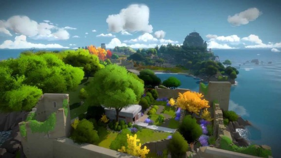 The Witness — Jonathan Blow's followup to Braid — finally gets a release date