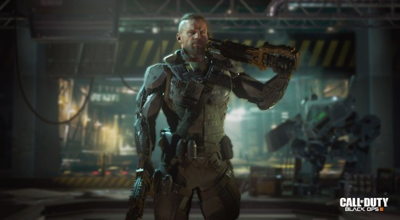 Watch our first impressions of Call of Duty: Black Ops III's multiplayer beta