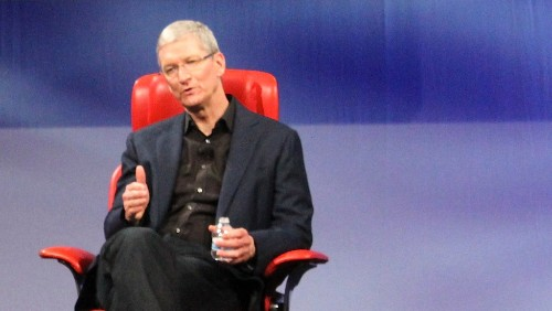 Apple CEO Tim Cook's full 81-minute interview on Apple, Android, TV, Google Glass, and more