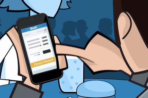 Dash's new iOS app finally brings the bar tab into the 21st century