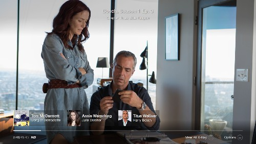 Amazon launches X-Ray on Fire TV to bring IMDb movie and TV data to the big screen