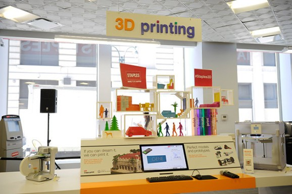 Will Staples, of all companies, make 3D printing mainstream?