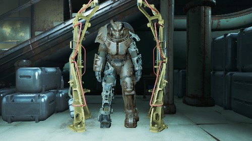 Fallout 4 guide: Where to find the X-01 Power Armor