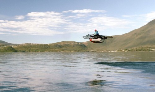 Larry Page's Kitty Hawk announces ultralight aircraft you don't need a license to fly