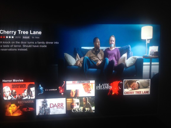 Someone at Netflix hates horror movies and is mocking them in the summaries for our amusement