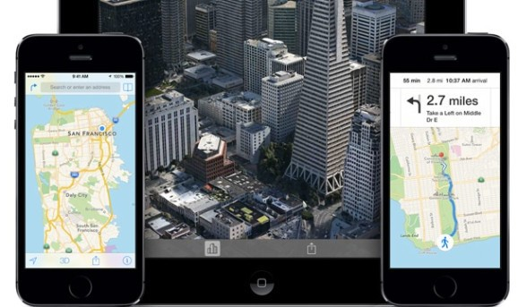 Apple plans big Maps updates for iOS 8: Transit directions, better data, and more