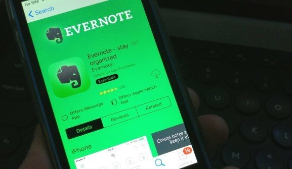 Evernote reverses course on opt-out privacy policy that would've exposed users' content to employees