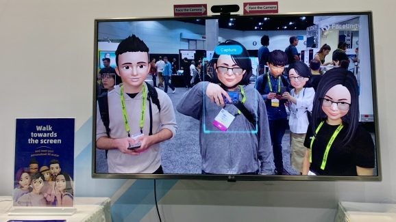 At Siggraph 2019, AI-aided CG flexed its muscles and slightly stumbled