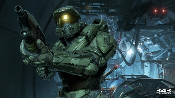 Microsoft releases bleak Halo 5: Guardians television commercial