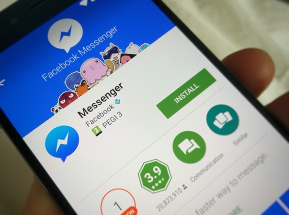 900M monthly users strong, Facebook Messenger gets codes, usernames, and links to help you connect with anyone