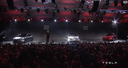 Tesla Model 3 orders surpass $10 billion