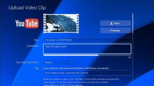 YouTube finally arrives on the PlayStation 4