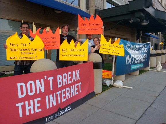 In a major policy shift, FCC will regulate Internet as a public utility (report)