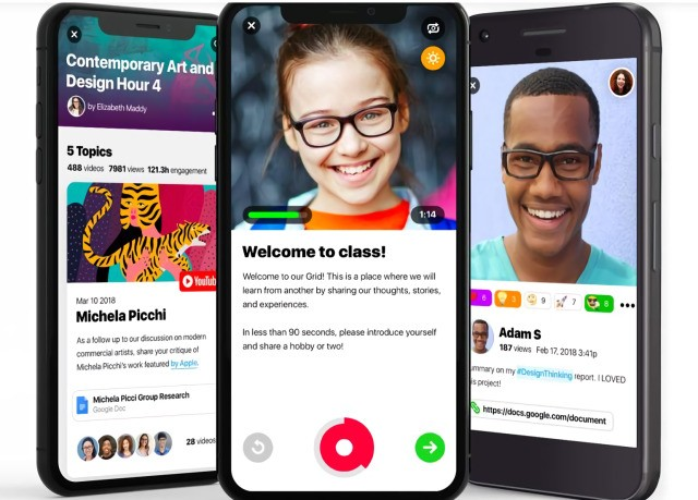 Microsoft's Flipgrid rolls out automatic transcription, AR tools, and Code.org content