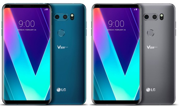 LG V30S ThinQ features hardware upgrades, Vision AI, and Voice AI