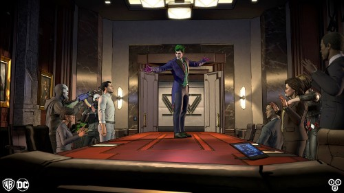 Batman: The Enemy Within Episode Five review — The Joker gets the last laugh