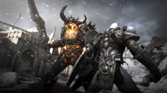 Infinity Blade is heading to Xbox One and Kinect in China